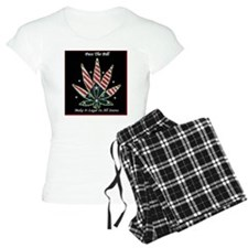 420 Legalization Pajamas