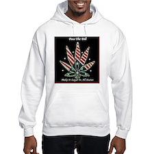 420 Legalization Hoodie Sweatshirt