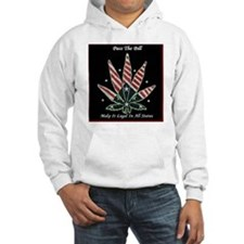 420 Legalization Jumper Hoody