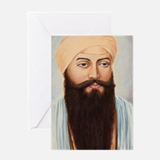 Guru Ram Das Ji Greeting Cards