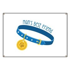 Mans Best Friend Banner