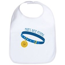 Mans Best Friend Bib