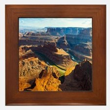 Beautiful Grand Canyon Framed Tile