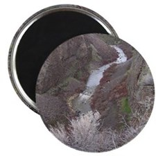 Crooked River Canyon Magnet