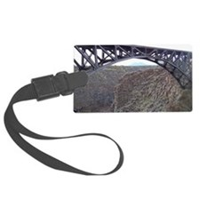 Crooked River Canyon Luggage Tag