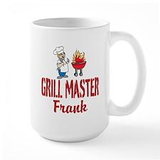 Personalized BBQ Mugs