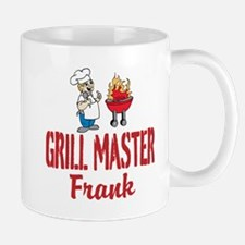 Personalized BBQ Mugs