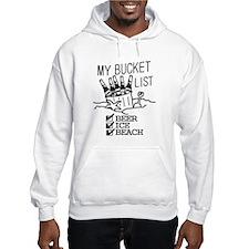 My Bucket List Hoodie