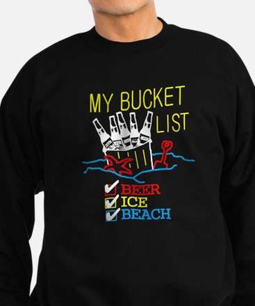 My Bucket List Jumper Sweater