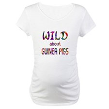 Wild About Guinea Pigs Shirt