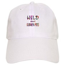 Wild About Guinea Pigs Baseball Cap