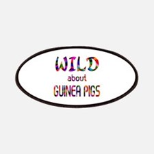 Wild About Guinea Pigs Patches