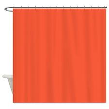 Persimmon f75a3b 30x30 Shower Curtain