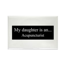 Daughter Acupuncturist Magnets