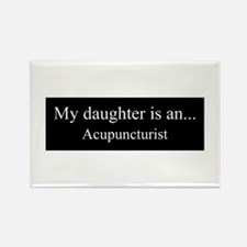 Daughter Acupuncturist Magnets