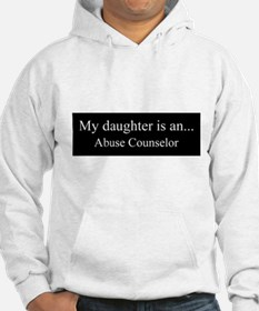 Daughter - Abuse Counselor Hoodie