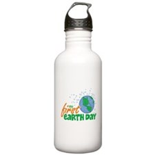 My First Earth Day Water Bottle