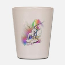 Magical Unicorn Shot Glass