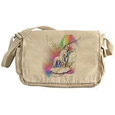 Magical Unicorn Messenger Bag