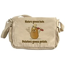 POTATOES Messenger Bag