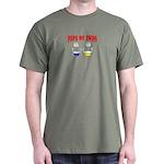 twins papa T-Shirt