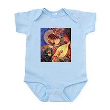 Angel (3) & Cavalier (BT) Infant Bodysuit