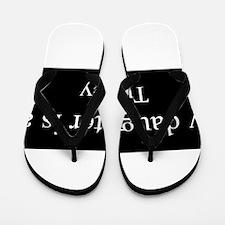 Daughter - Turkey Flip Flops
