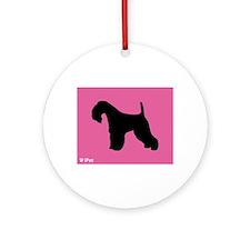 Lakeland iPet Ornament (Round)
