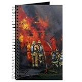Firefighter Journals & Spiral Notebooks