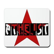 Atheist Star Mousepad
