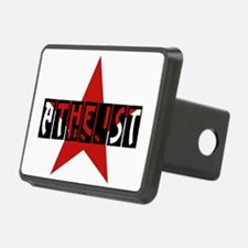 Atheist Star Hitch Cover