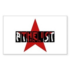 Atheist Star Decal