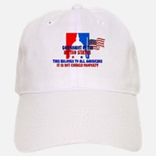 Not Church Property Baseball Baseball Cap