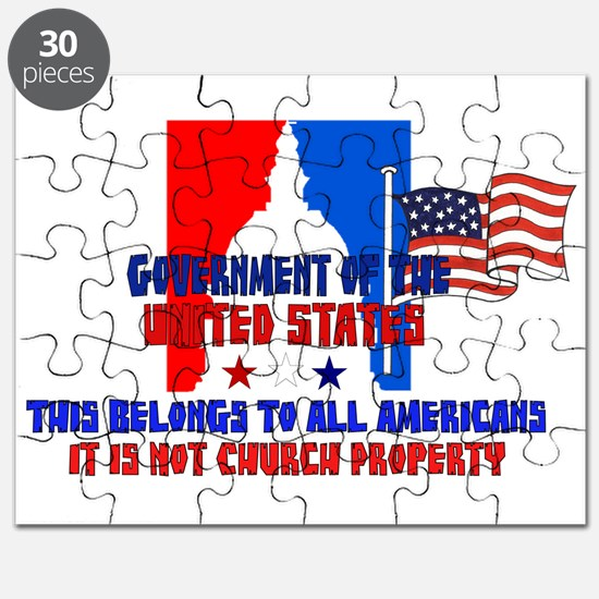 Not Church Property Puzzle