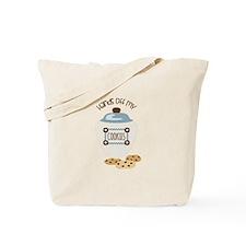 Hands Of My Cookies Tote Bag