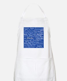 Mom's Job(s) BBQ Apron