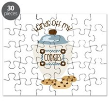 Hands Of My Cookies Puzzle