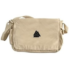 Valknut Messenger Bag