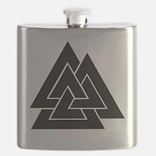 Valknut Flask
