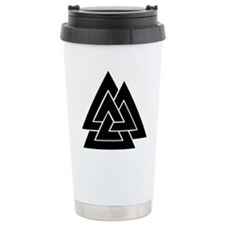 Valknut Travel Mug