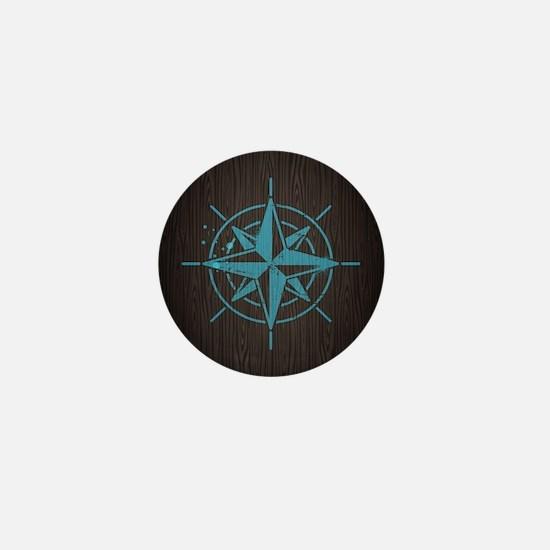 Nautical Mini Button