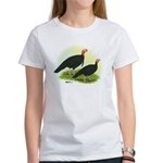 Black Turkeys Women's T-Shirt