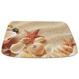 Ocean Memory Foam Bathmats