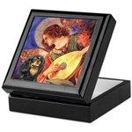 Angel (3) & Cavalier (BT) Keepsake Box