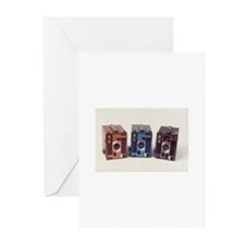 Brownie Beau Box Camera Greeting Cards