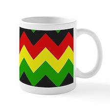Reggae Chevron Mugs