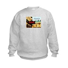 pARIS mETRO tRAVEL fRANCE Sweatshirt