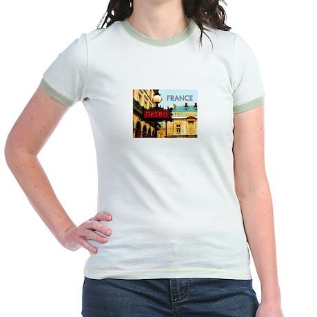 pARIS mETRO tRAVEL fRANCE T-Shirt