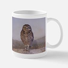 Burrowing owl Mugs