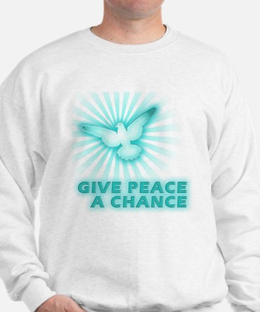 Give Peace a Chance Sweater